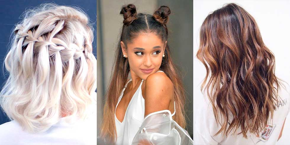 3 Heat Free Hairstyles