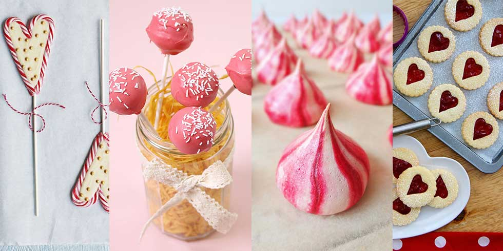 4 Valentine's Day sweet treats