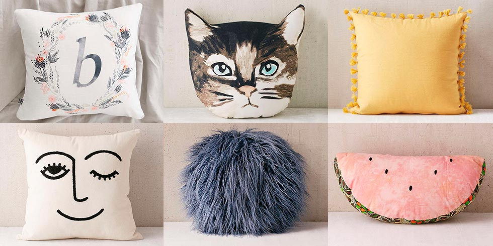 What does your taste in pillows say about your personality?