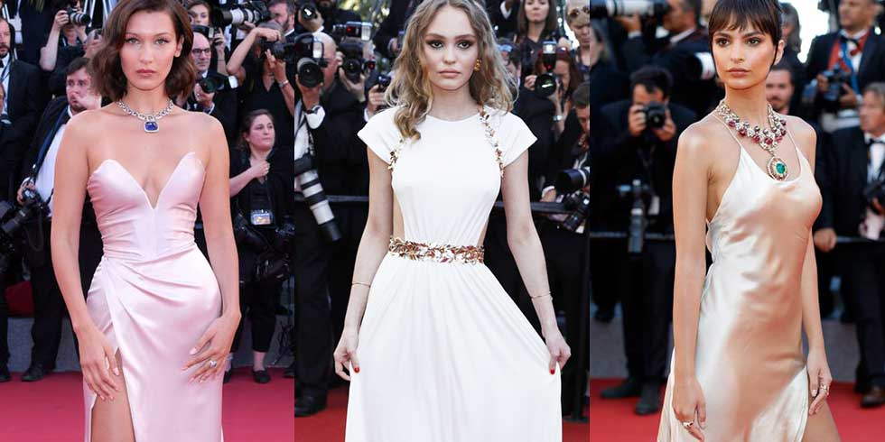 The fashion from Cannes Film Festival