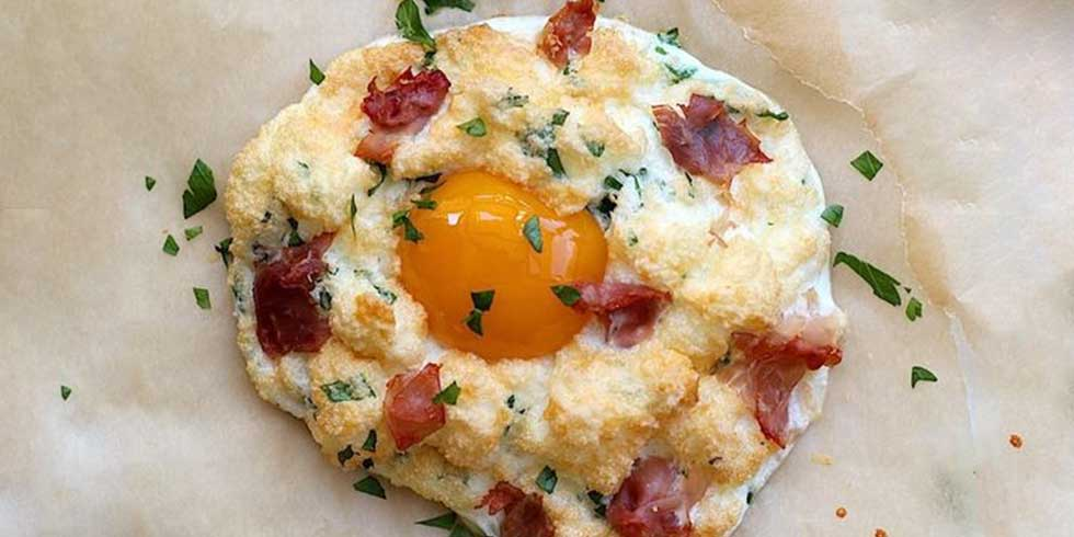 Cloud eggs: The breakfast trend you need to try