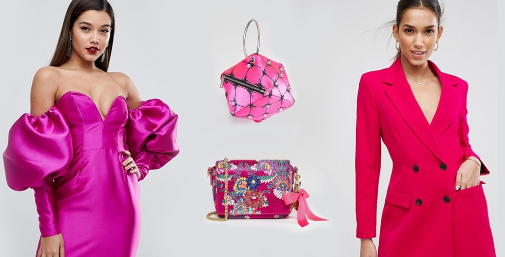 10 perfectly pink party wear pieces