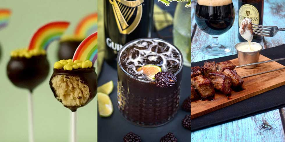 Get lucky: foodie favorites for St Paddy's Day