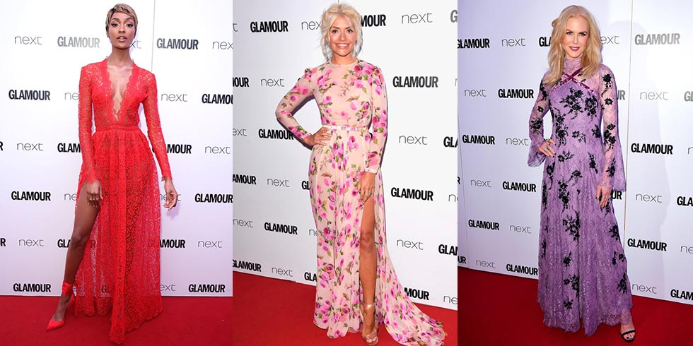 Glamour Women of the Year Awards: The best of the red carpet