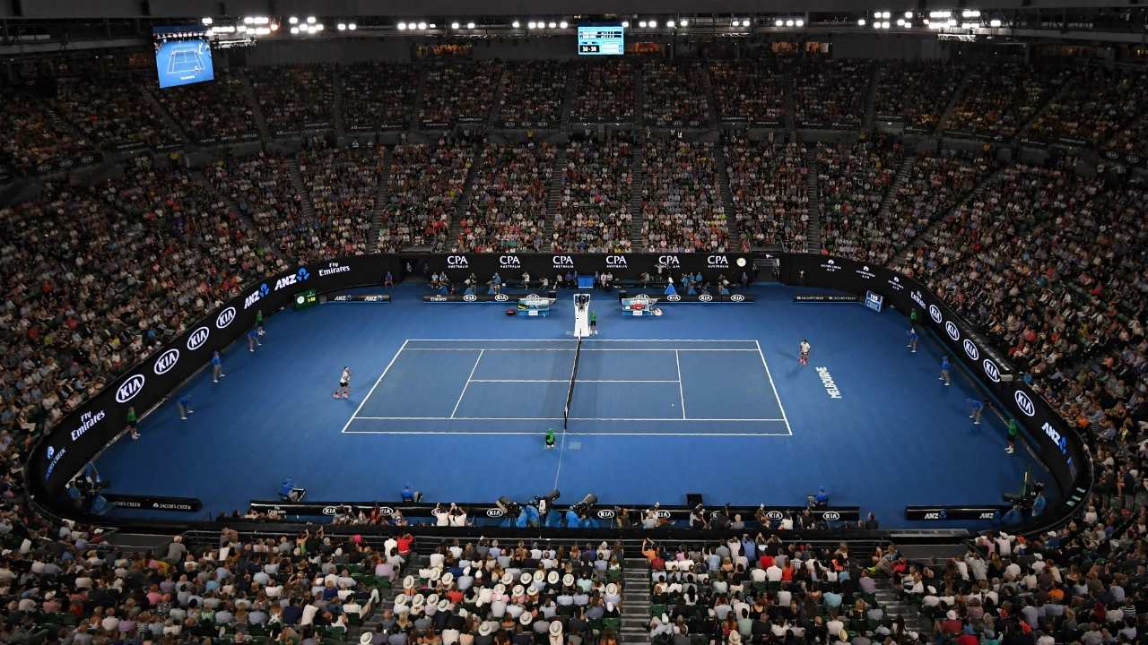 Top moments from the Australian Open (so far)