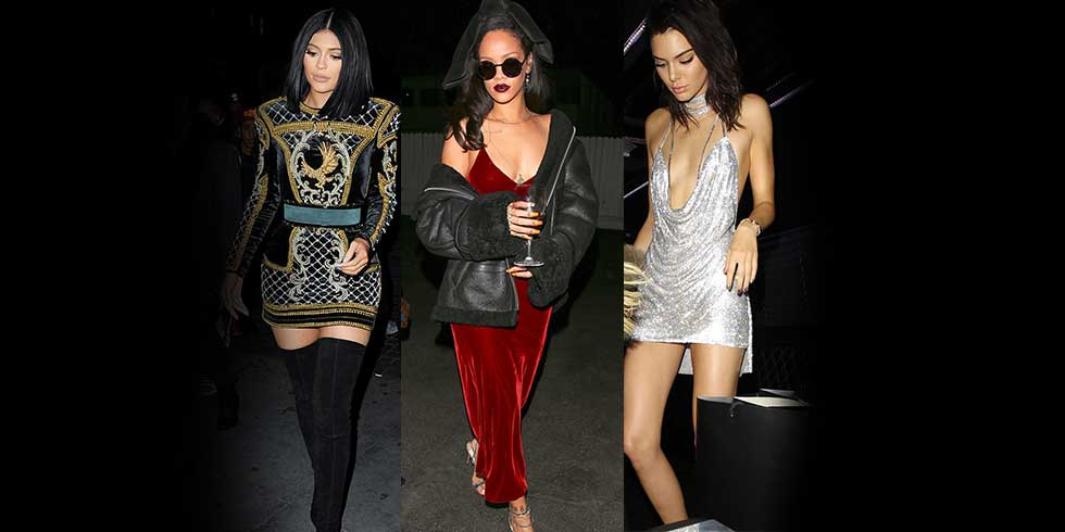 9 celebrity-inspired Holiday looks