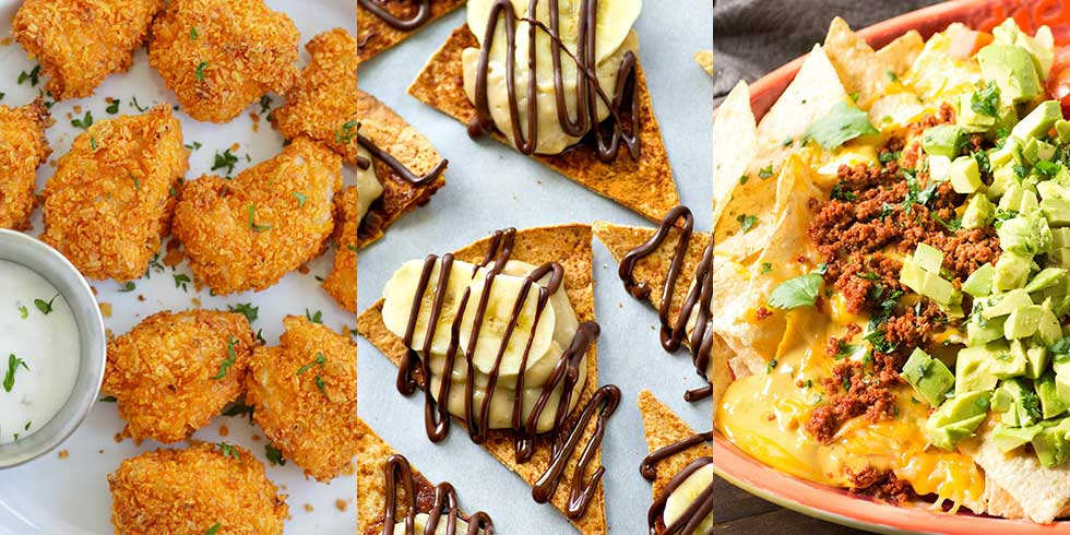 4 truly tasty Tortilla Chip Day recipes