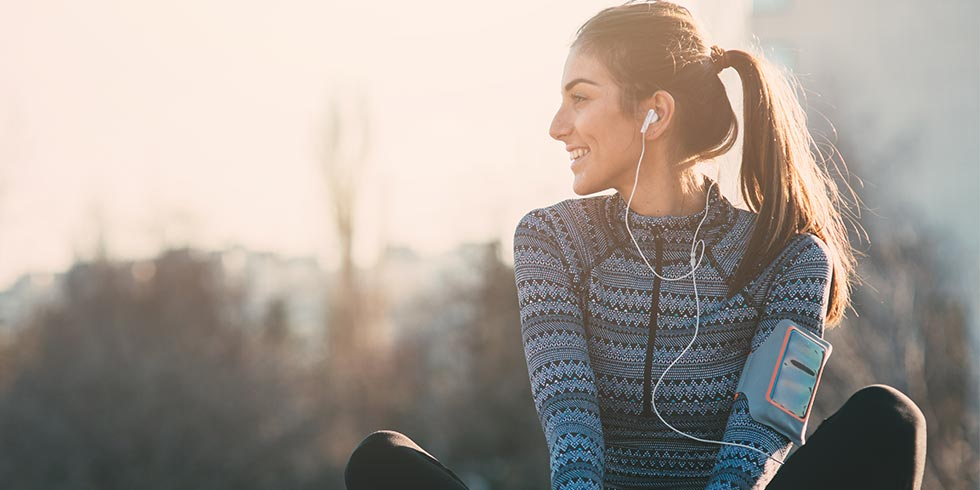 Fit-ness entire playlist in your ears