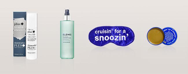 Sleep-ready products