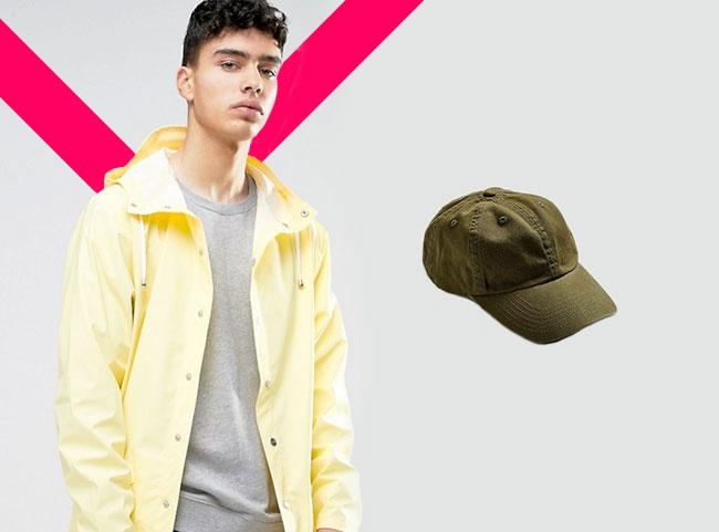 Raincoat & Hat