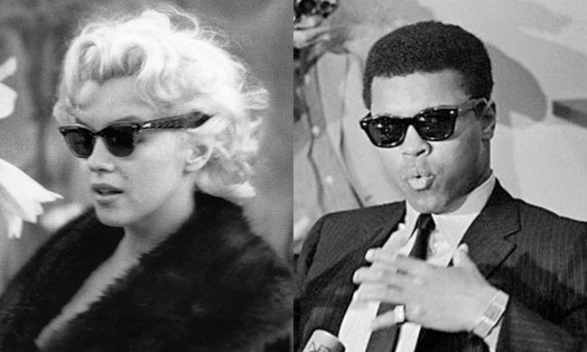 Marilyn & Muhammad