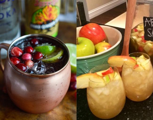 thanksgiving cocktials