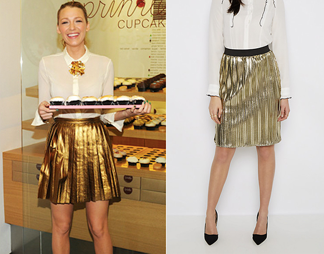 Blake Lively Partywear