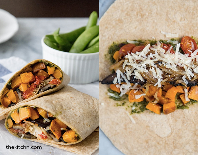 4 quick and easy lunches to prep | THE EDIT