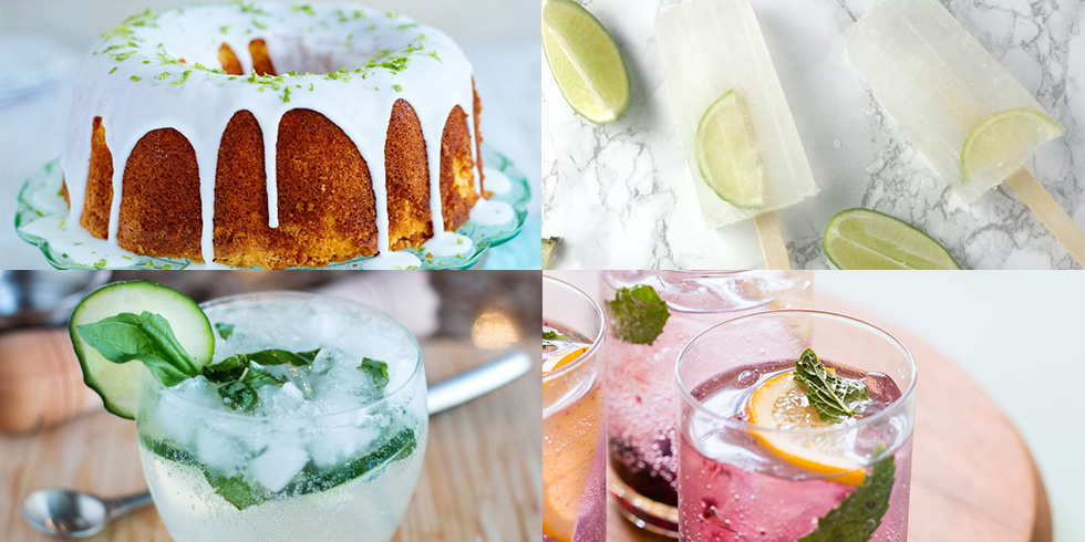 6 Zesty World Gin Day Recipes