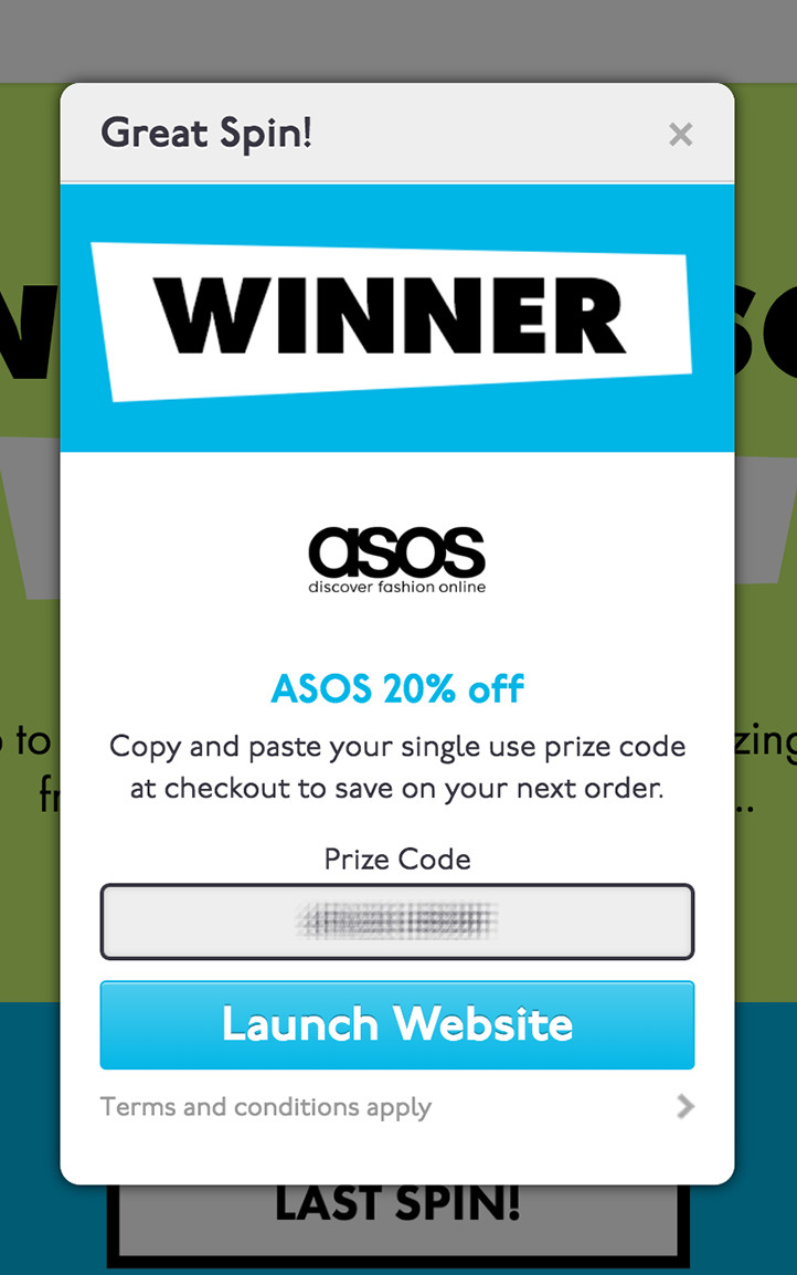 Asos discount coupons