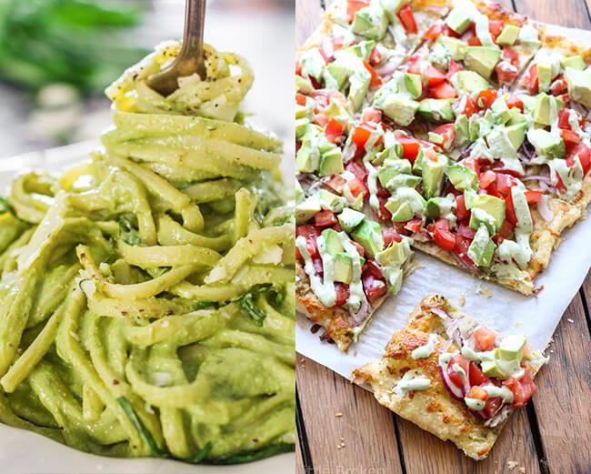 Article_AvocadoDishes_PastaPizza
